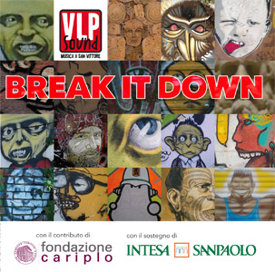 "È disponibile il nuovo CD ""Break it down"""