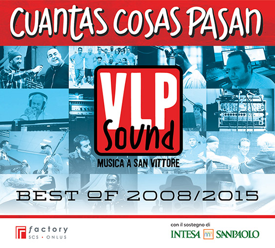 "È disponibile il nuovo CD ""Cuantas Cosas Pasan – Best Of 2008-2015""."